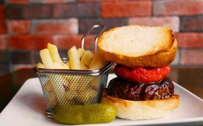 Shake Tree | Classic Burger