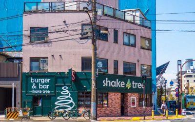 シェイクツリー / Shake Tree 2017