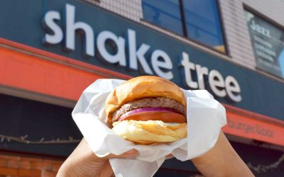シェイクツリー / Shake Tree ハンバーガー